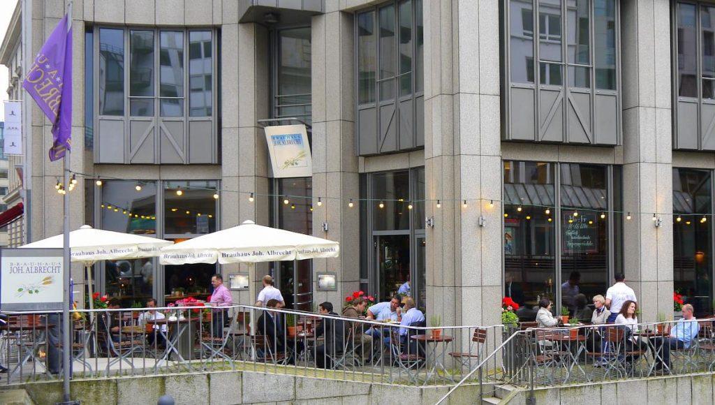 Brauhaus Joh. Albrecht Hamburg