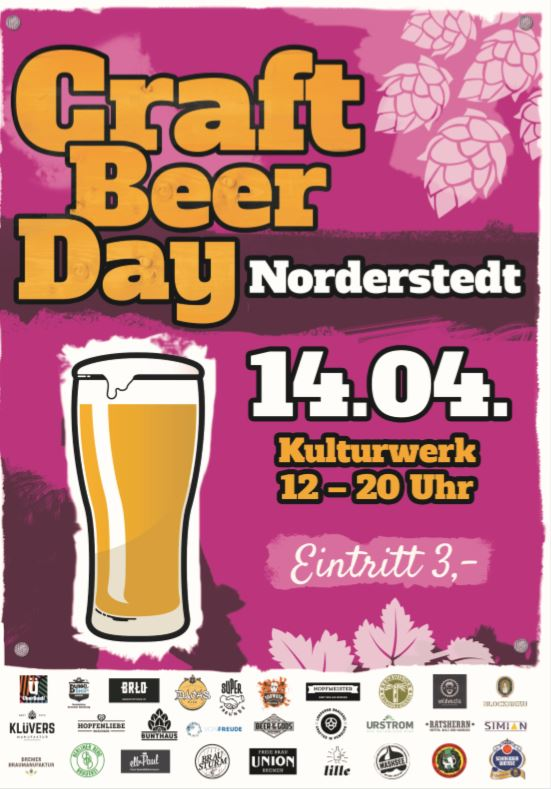 Craft Beer Day Norderstedt