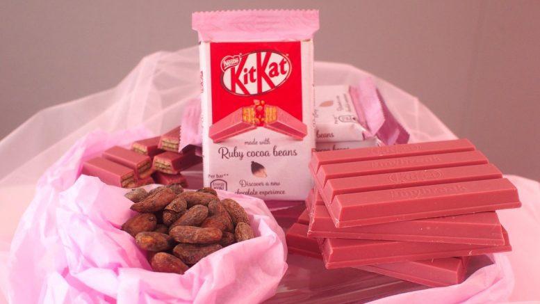 KitKat Ruby Schokolade