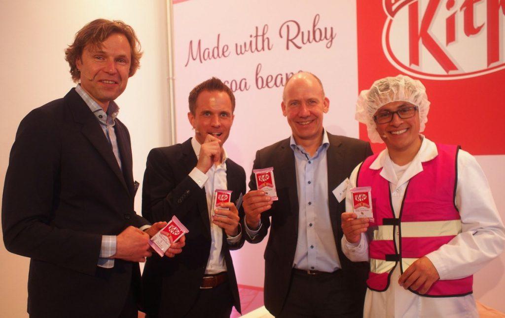 Das KitKat Ruby Team