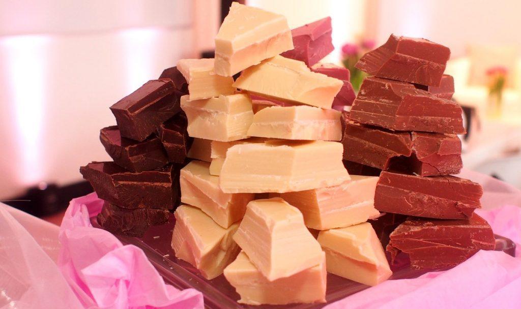 Die vier Kakao-Arten