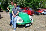 Der Polizei-Käfer ist auch wieder dabei (c) Auto Wichert