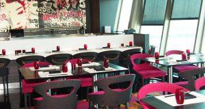 Das Restaurant Izumi auf der Navigator of the Seas