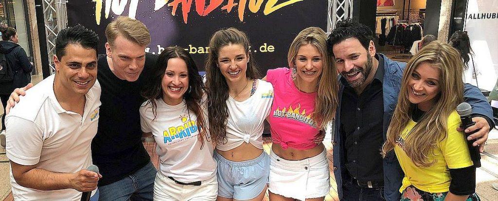 Hot Banditoz Dance Casting