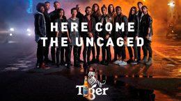 Tiger Beer Uncaged Night in Hamburg