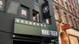NIKKI TIGER Club Hamburg St. Pauli