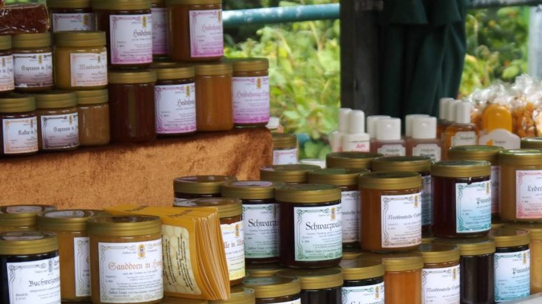 Honig-Spezialiäten