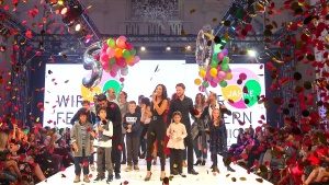Impressionen von der Ernsting's family Fashion Show 2018