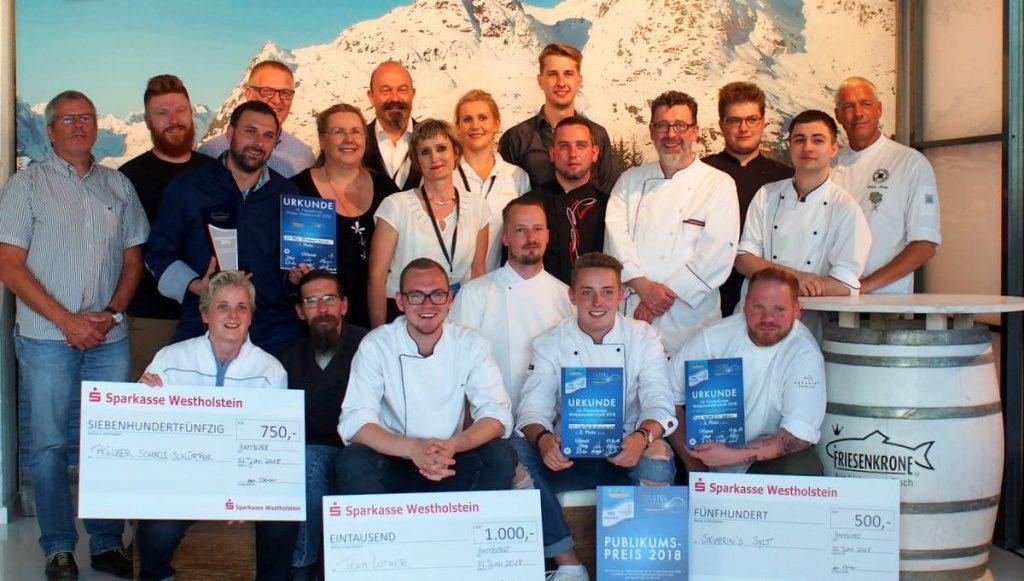 Gewinner - Taste the Matjes 2018