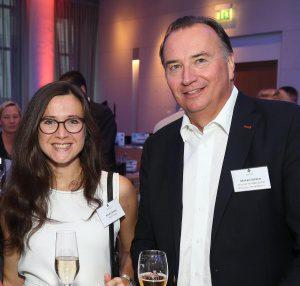 Die Netzwerkveranstaltung Hamburgs Spitzen Gäste des Abends