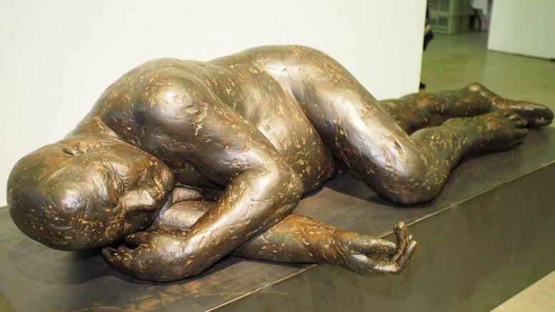 Lois Anvidalfari - Skulpturen und Zeichnungen
