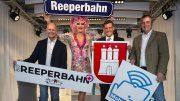MobyKlick-Start in Hamburg auf der Reeperbahn