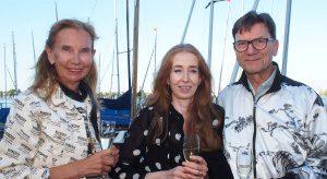Gäste des Abends und Impressionen 10 Jahre Portonovo