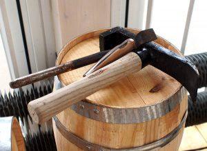 Küfer Werkzeuge