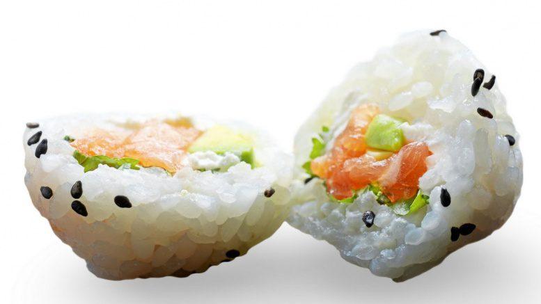 Russian Football Sushi