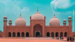Moschee in Indien