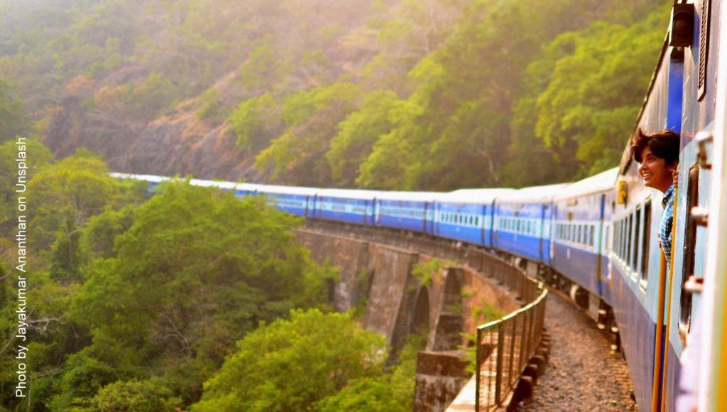 Eisenbahn in Indien