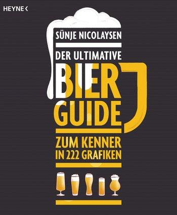 Buchcover Der ultimative Bier Guide