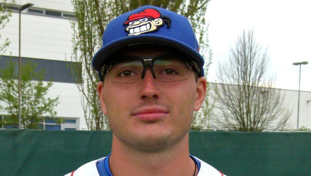 Baseballspieler Pontus Byström
