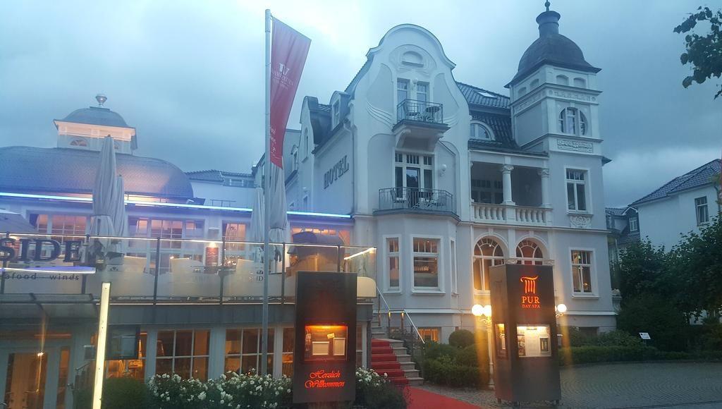 Das Hotel Vier Jahreszeiten Kühlungsborn