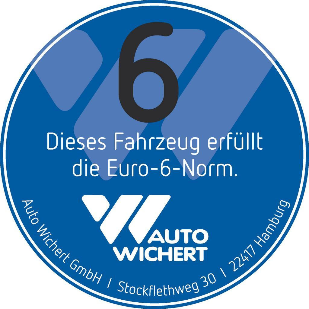 Auto Wichert Euro 6 Norm Plakette