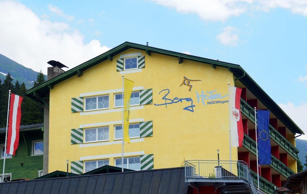 Hotel in Hochfüguen im Zillertal