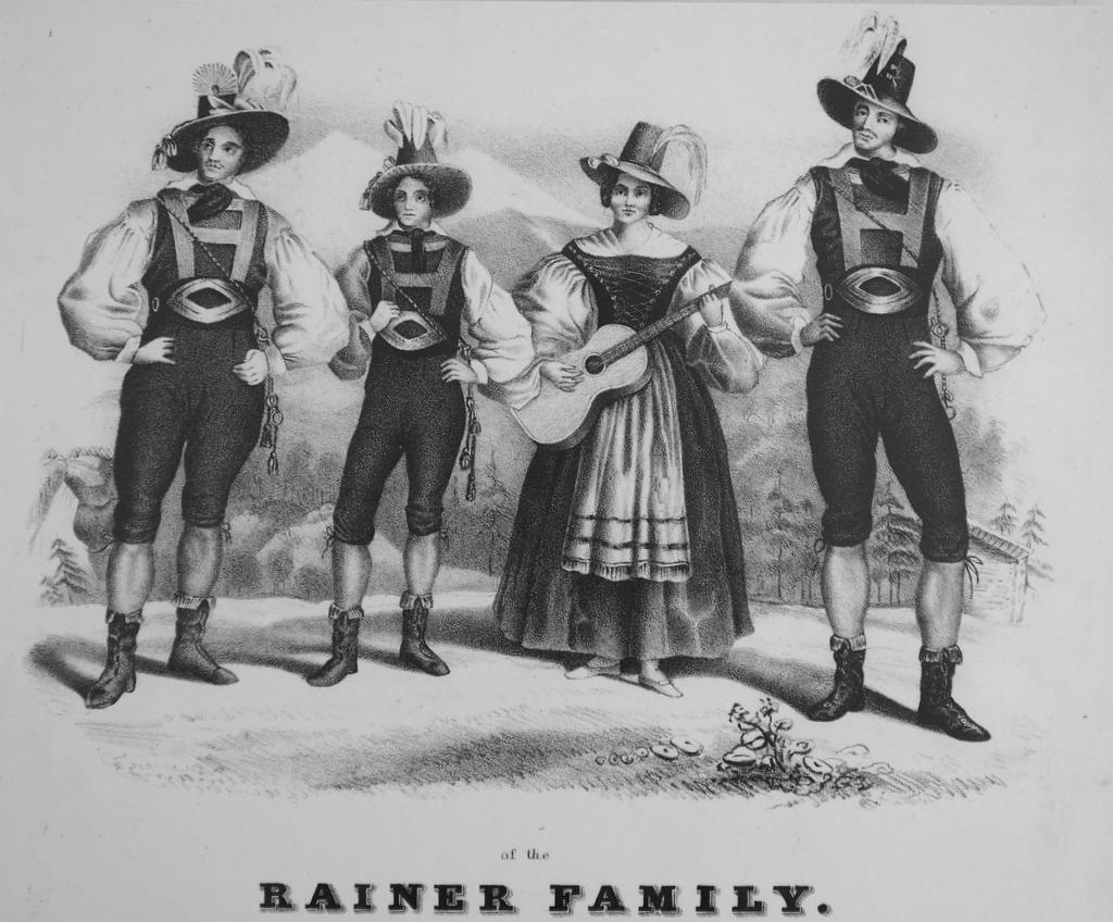 Die Rainers historische Musikgruppe