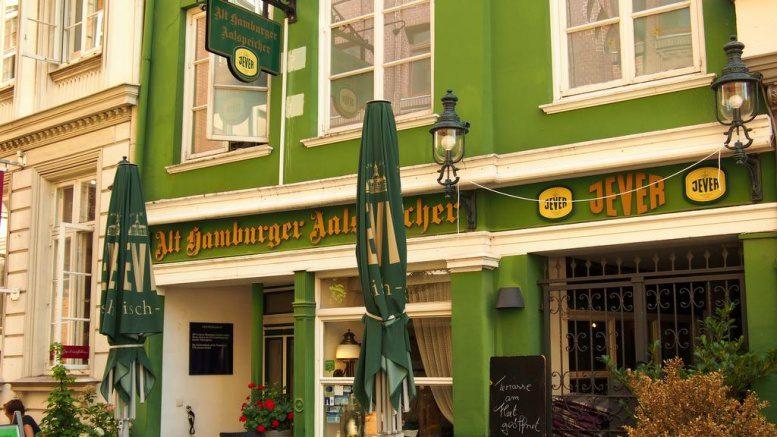Außenansicht Alt Hamburger Aalspeicher