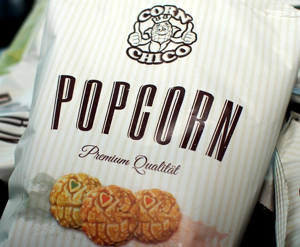 Corn Chico Popcorn