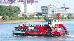 Die Hafenfähre 62