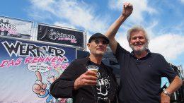 Werner - Das Rennen 2018