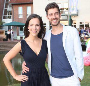 Gäste beim Hamburger Sommerfest 2018