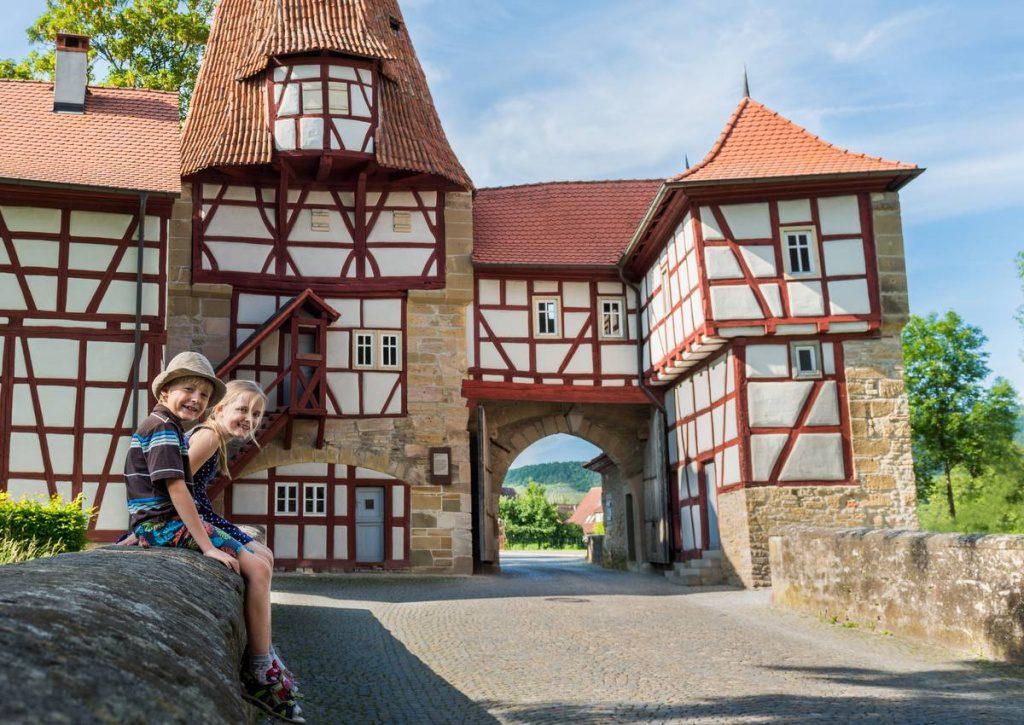 Ipenhofen Tordurchfahrt