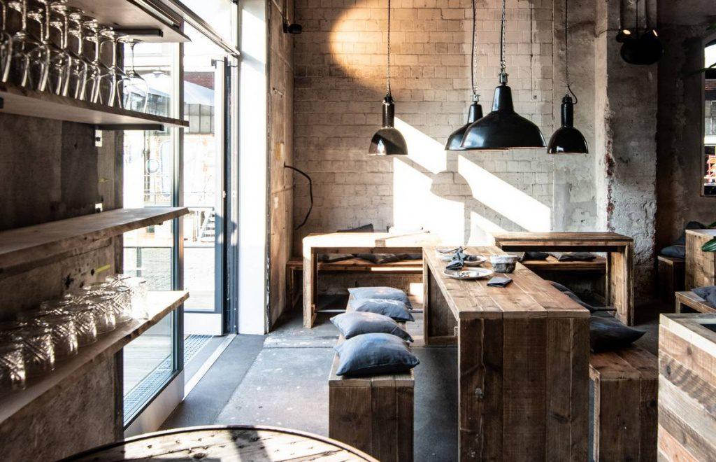 Gastraum der Hobenköök