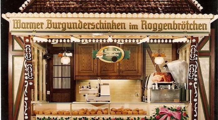 Burgunderschinken