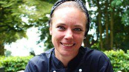 Die Köchin Titti Qvarnström aus Schweden