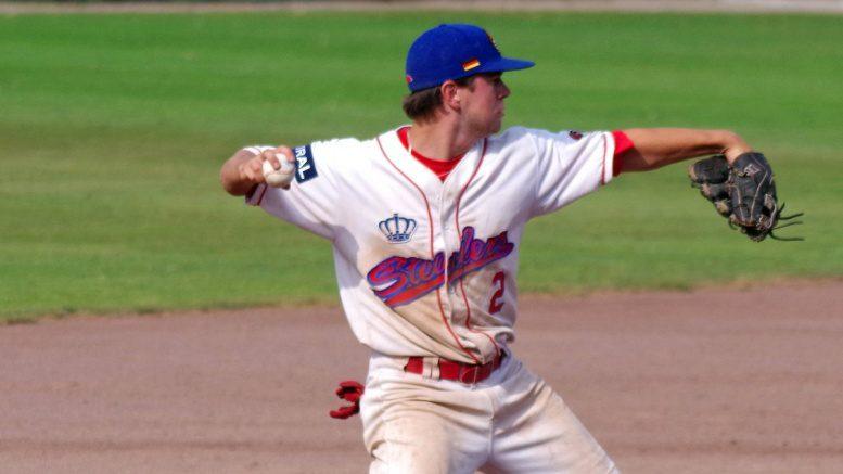Hamburg Stealers Baseballspieler