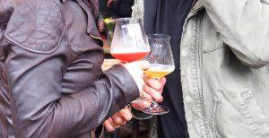 Eindrücke von den Hamburger Craft Beer Days in den Schanzenhöfen