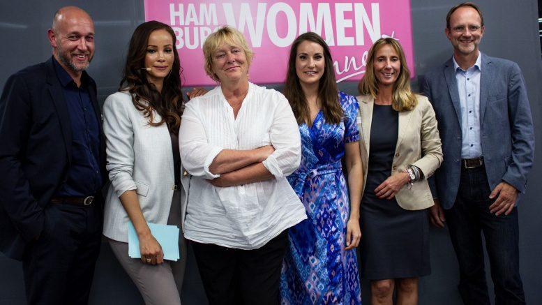 Gruppenbild Hamburg Women Connect