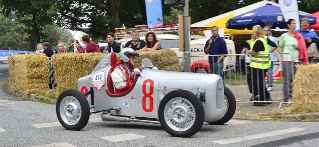 Audi Rennwagen von 1948