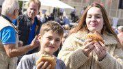 Jubiläumsfest des Fleischgroßmarktes Hamburg