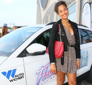 Flashdance Musical Premiere in Hamburg: