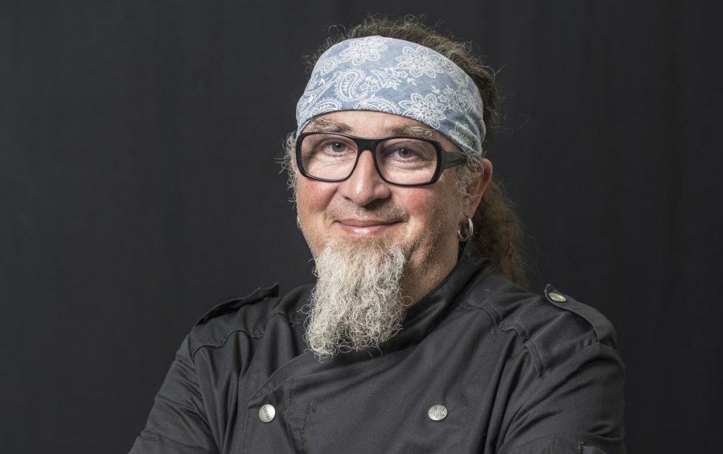 Der bekannte TV-Kochen Stefan Marquard