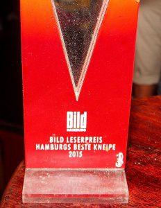 BILD AWARD Hamburgs beste Kneipe