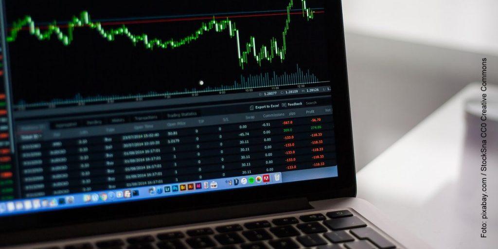 Börsenkursverlauf