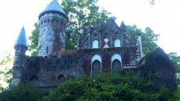 Die Hamburger Burg Burg Henneberg