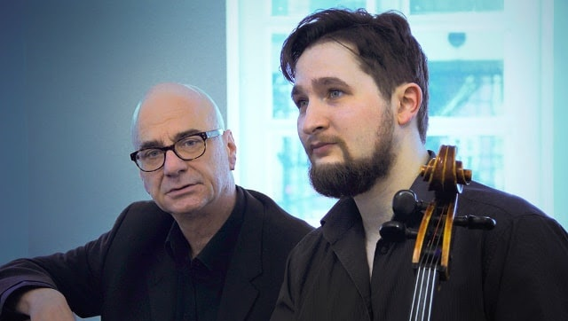 Zwei Musiker