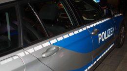 Polizei Hamburg - Streifenwagen