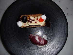 Dessert im Reichshof