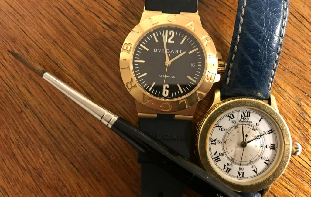 Die Uhren von Carl-W. Röhrig